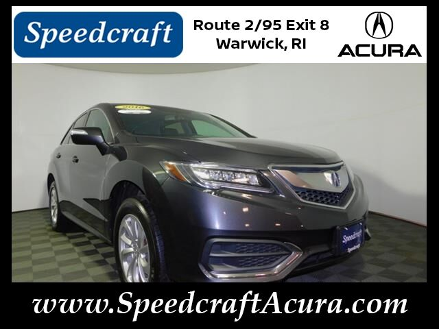 2016 Acura RDX Base AWD w/Technology Package Wakefield RI