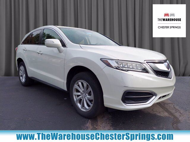 2016 Acura RDX Base Chester Springs PA