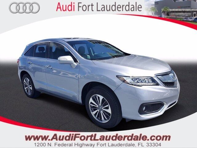 2016 Acura RDX Base Fort Lauderdale FL