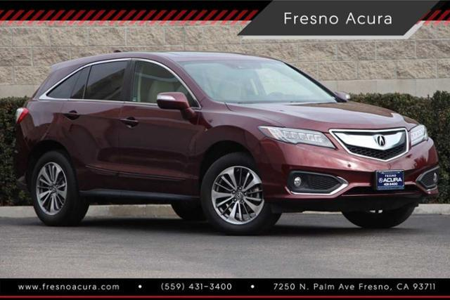 2016_Acura_RDX_FWD 4dr Advance Pkg_ Bay Area CA