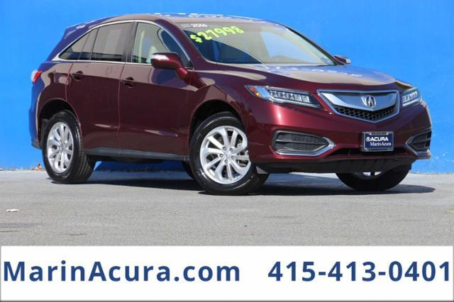 2016_Acura_RDX_FWD 4dr Tech Pkg_ Bay Area CA