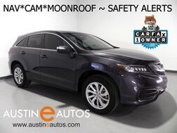 2016_Acura_RDX Tech/AcuraWatch Plus Pkg_*NAVIGATION, BLIND SPOT--FORWARD COLLISION--LANE DEPARTURE ALERT, BACKUP-CAMERA, MOONROOF, LEATHER, HEATED SEATS, BLUETOOTH_ Round Rock TX