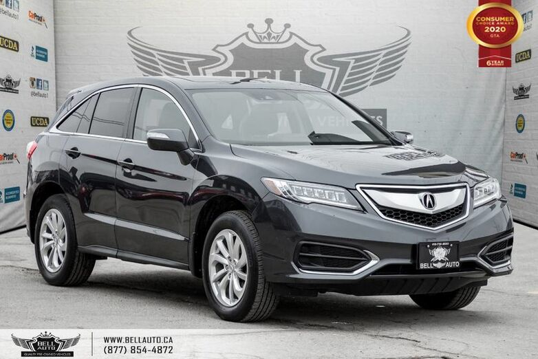 2016 Acura RDX Tech Pkg, AWD, NO ACCIDENT, NAVI, REAR CAM, B.SPOT, LANE DEP Toronto ON