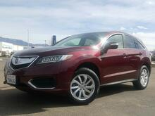 2016_Acura_RDX_Tech Pkg_ Albuquerque NM