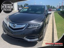 2016_Acura_RDX_Tech Pkg_ Decatur AL