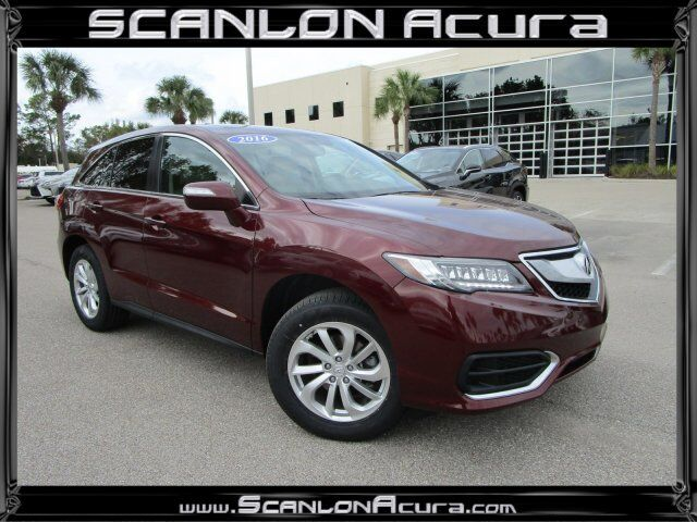 2016 Acura RDX Tech Pkg Fort Myers FL