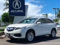 Acura RDX w/Tech 4dr SUV w/Technology Package 2016