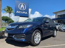 2016_Acura_RDX_w/Tech 4dr SUV w/Technology Package_ Kahului HI