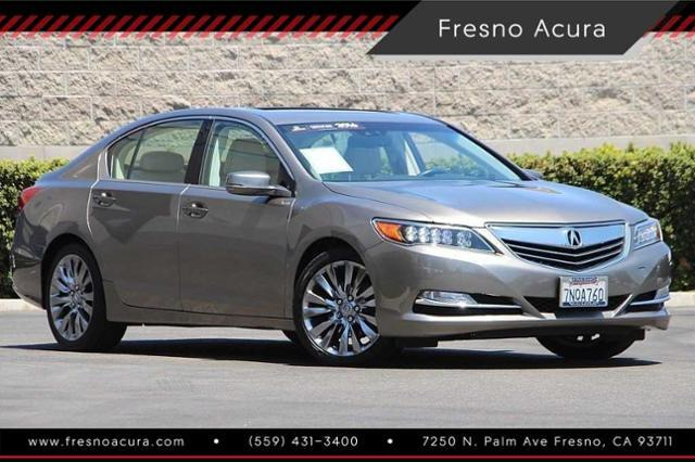2016_Acura_RLX_4dr Sdn Tech Pkg_ Bay Area CA