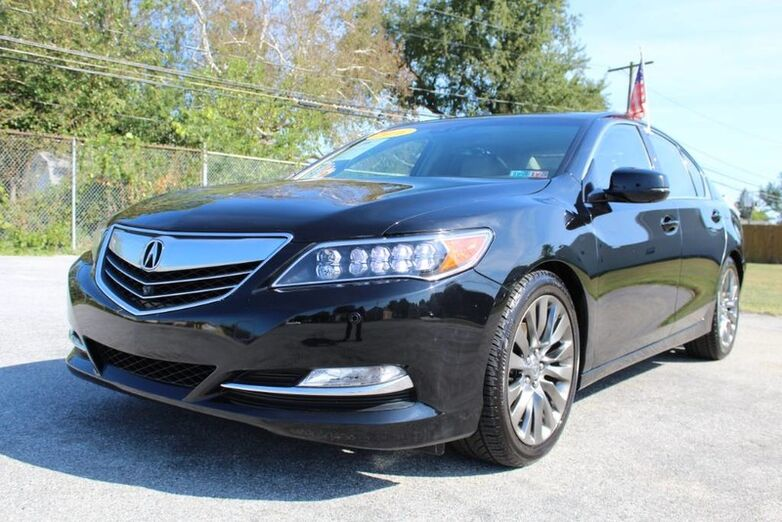 2016 Acura RLX Advance Pkg New Castle DE