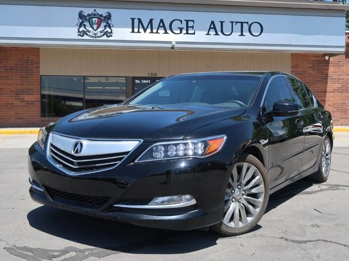 2016 Acura RLX Advance Pkg West Jordan UT