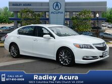 Acura RLX Base Technology Package 2016