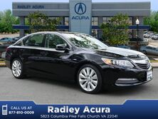 Acura RLX Sport Hybrid Base w/Advance Package 2016