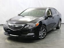 Acura RLX Tech Pkg / 3.5L V6 Engine / AWD / Sunroof / Navigation / Heated Leather Seats / Bluetooth / Rear View Camera / Blind Spot Detection / ELS Sound System Addison IL