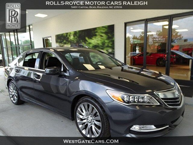 2016 Acura RLX Tech Pkg Raleigh NC