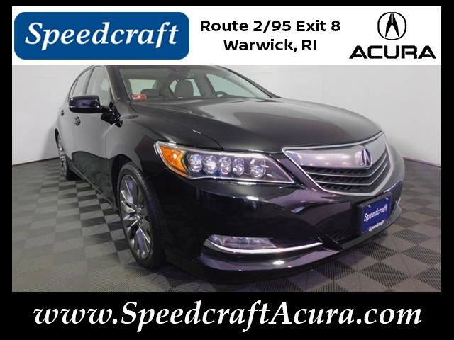 2016 Acura RLX with Technology Package Wakefield RI