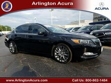 2016 Acura RLX with Technology Package Palatine IL