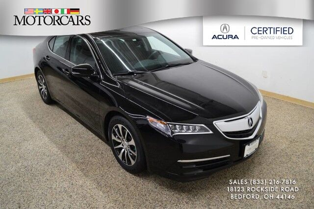 2016 Acura TLX  Bedford OH