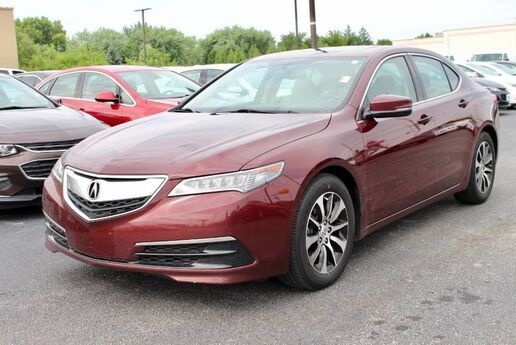 2016 Acura TLX  Fort Wayne Auburn and Kendallville IN