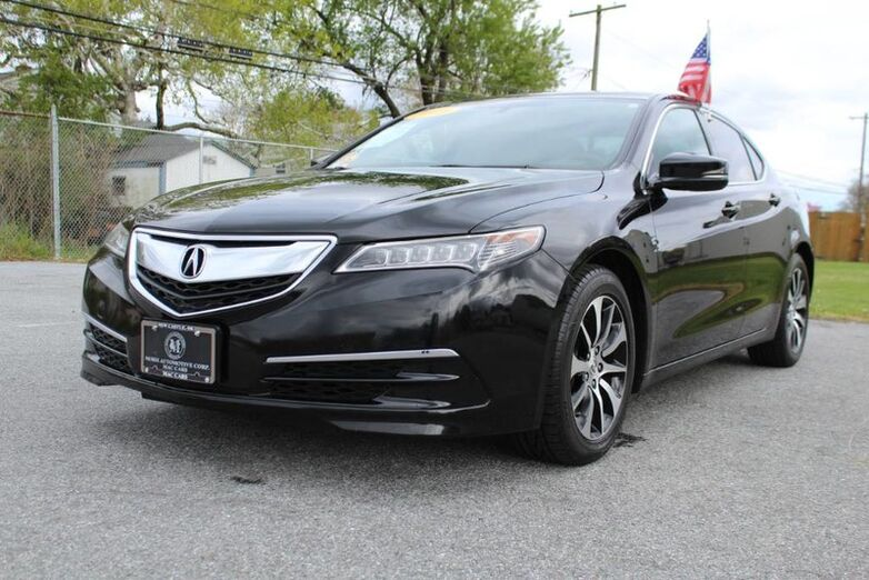 2016 Acura TLX  New Castle DE