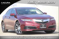 2016_Acura_TLX_2.4 8-DCT P-AWS_ Bakersfield CA