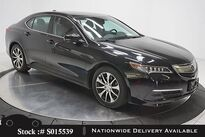 Acura TLX 2.4L TECH,NAV,CAM,SUNROOF,HTD STS,BLIND SPOT 2016