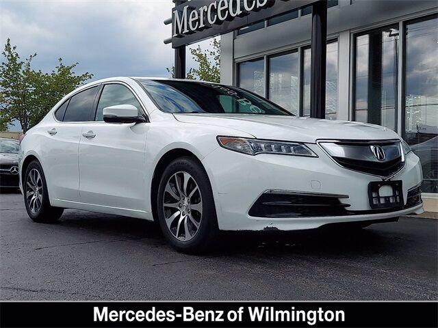 2016 Acura TLX 2.4L Wilmington DE