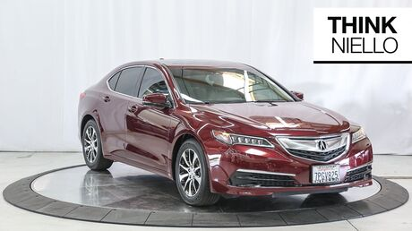 2016 Acura TLX 2.4L w/Technology Package Roseville CA