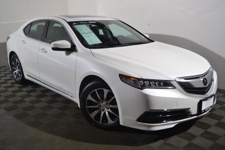 2016 Acura TLX 2.4L w/Technology Package Seattle WA