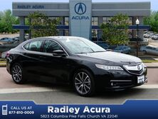 Acura TLX 3.5 V-6 9-AT P-AWS with Advance Package 2016