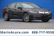 Acura TLX 3.5 V-6 9-AT P-AWS with Technology Package 2016