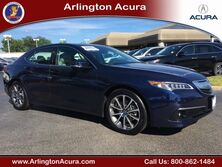 Acura TLX 3.5 V-6 9-AT SH-AWD with Advance Package 2016