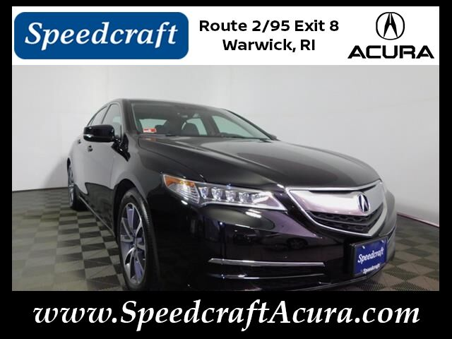 2016 Acura TLX 3.5 V-6 9-AT SH-AWD with Technology Package Wakefield RI