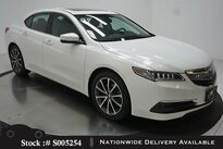Acura TLX 3.5L V6 CAM,SUNROOF,HTD STS,KEY-GO,18IN WHLS 2016