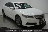 Acura TLX 3.5L V6 CAM,SUNROOF,KEY-GO,18IN WHLS 2016