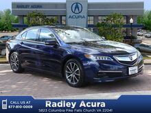 2016_Acura_TLX_3.5L V6 w/Technology Package_ Falls Church VA