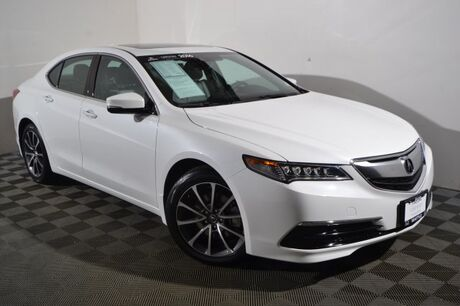 2016 Acura TLX 3.5L V6 w/Technology Package Seattle WA