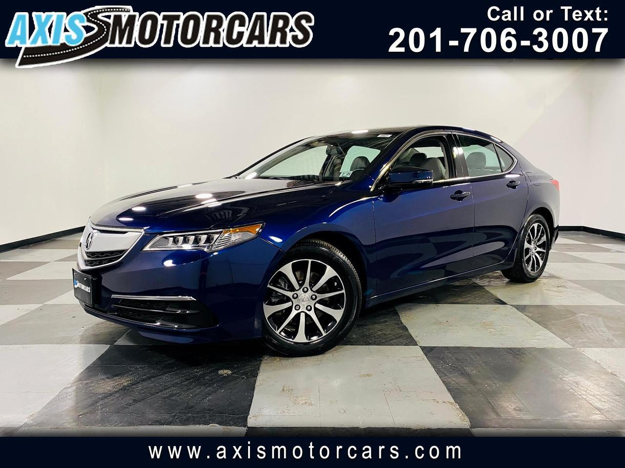 2016 Acura TLX 4dr Sdn FWD Jersey City NJ