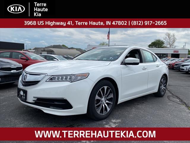 2016 Acura TLX 4dr Sdn FWD Tech Terre Haute IN