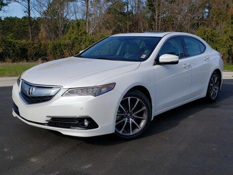 2016 Acura TLX 4dr Sdn FWD V6 Advance Cary NC