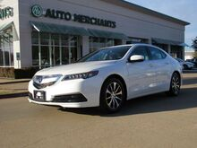 2016_Acura_TLX_8-Spd DCT w/Technology Package,Back-Up Camera,BluetoothConnection,Keyless Start,Premium Sound System_ Plano TX