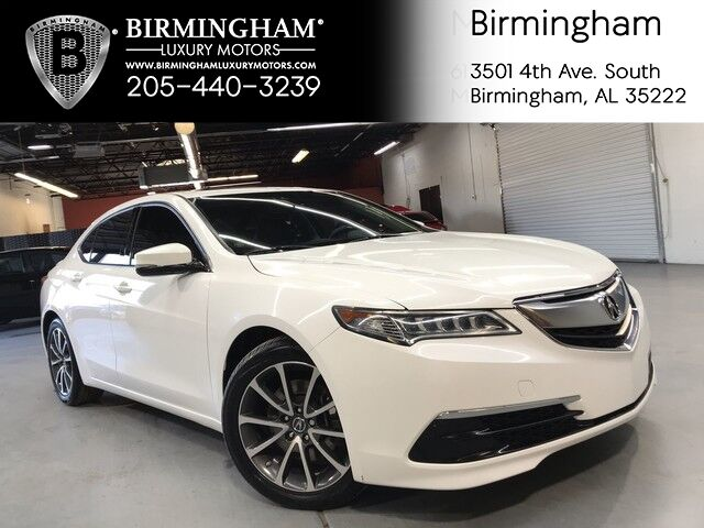 2016 Acura TLX 9-Spd AT w/Technology Package Birmingham AL