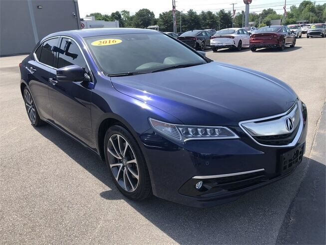 2016 Acura TLX SH-AWD V6 ADVANCE Evansville IN