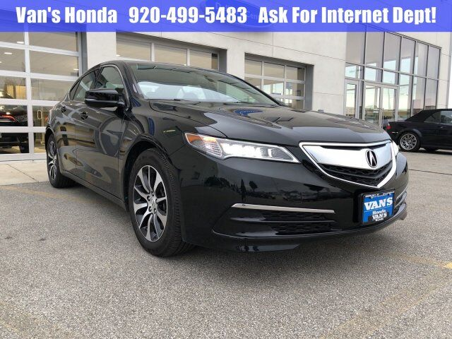 2016 Acura TLX Sedan Green Bay WI