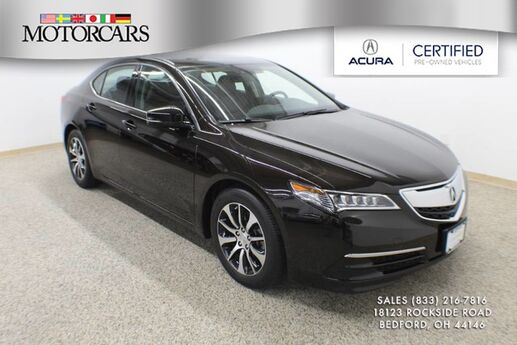 2016 Acura TLX Tech Bedford OH