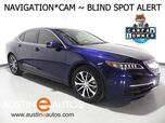 2016 Acura TLX Tech *NAVIGATION, BLIND SPOT ALERT, LANE DEPARTURE ALERT, BACKUP-CAMERA, LEATHER, MOONROOF, HEATED SEATS, PUSH BUTTON START, BLUETOOTH