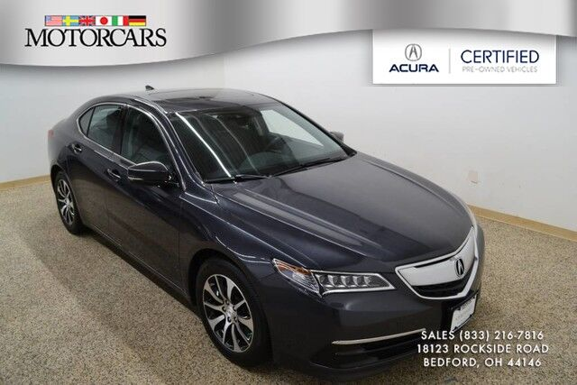 2016 Acura TLX Tech Navigation Bedford OH