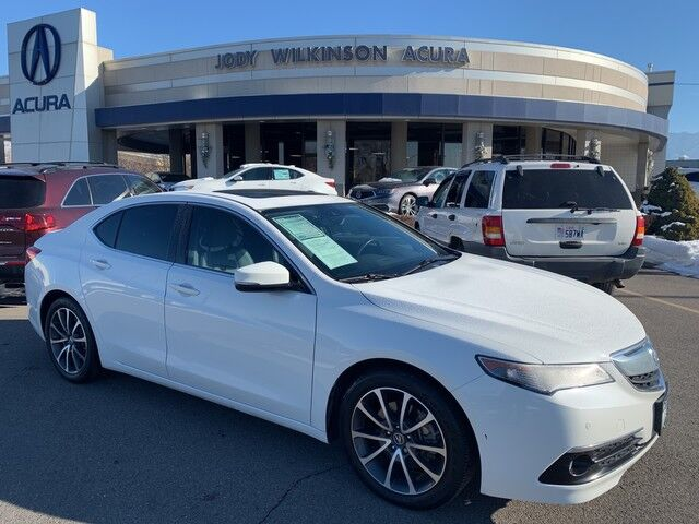 2016 Acura TLX V6 Advance Salt Lake City UT