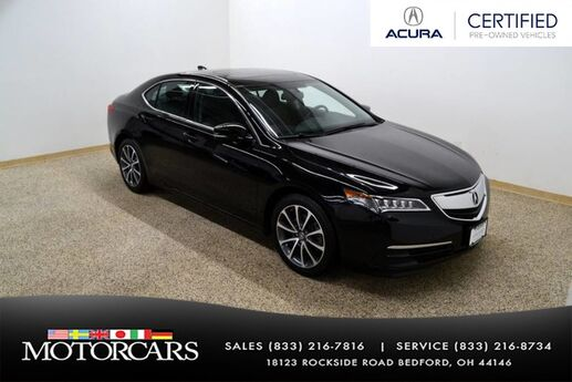 2016 Acura TLX V6 Bedford OH