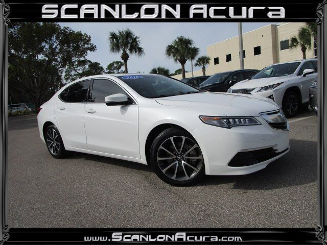 2016 Acura TLX V6 Tech Fort Myers FL
